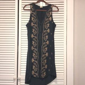 Anthropologie tunic can also be worn as a dress
